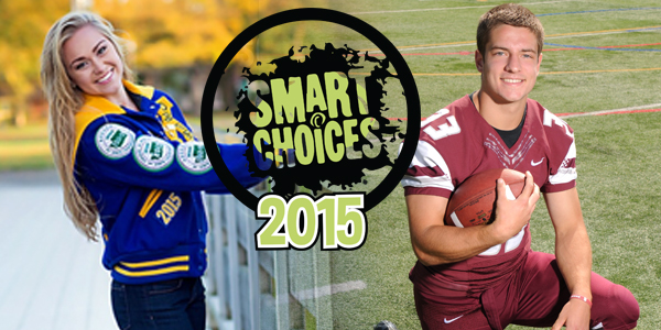Emanuels and Musgrove Named Smart Choices Scholarship Winners