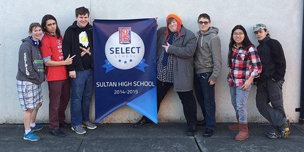 Sultan High School Earns Broadcasting Honors