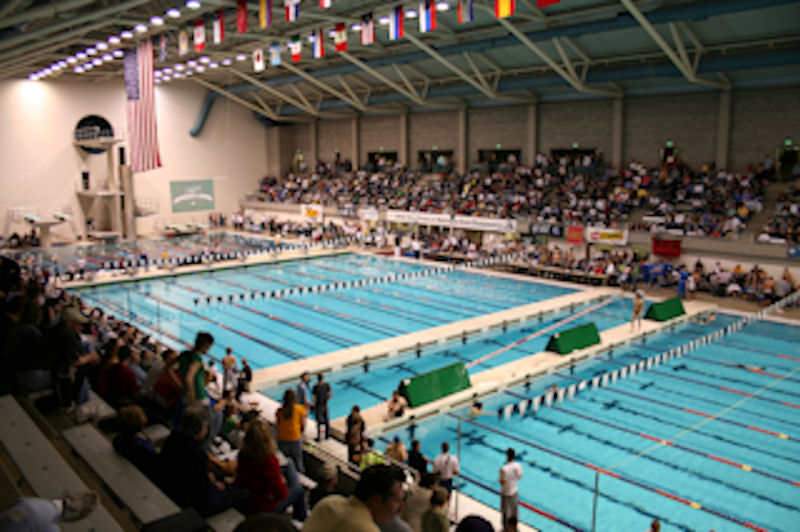 Aquatic center aquatic center in federal way - Washington park swimming pool hours ...